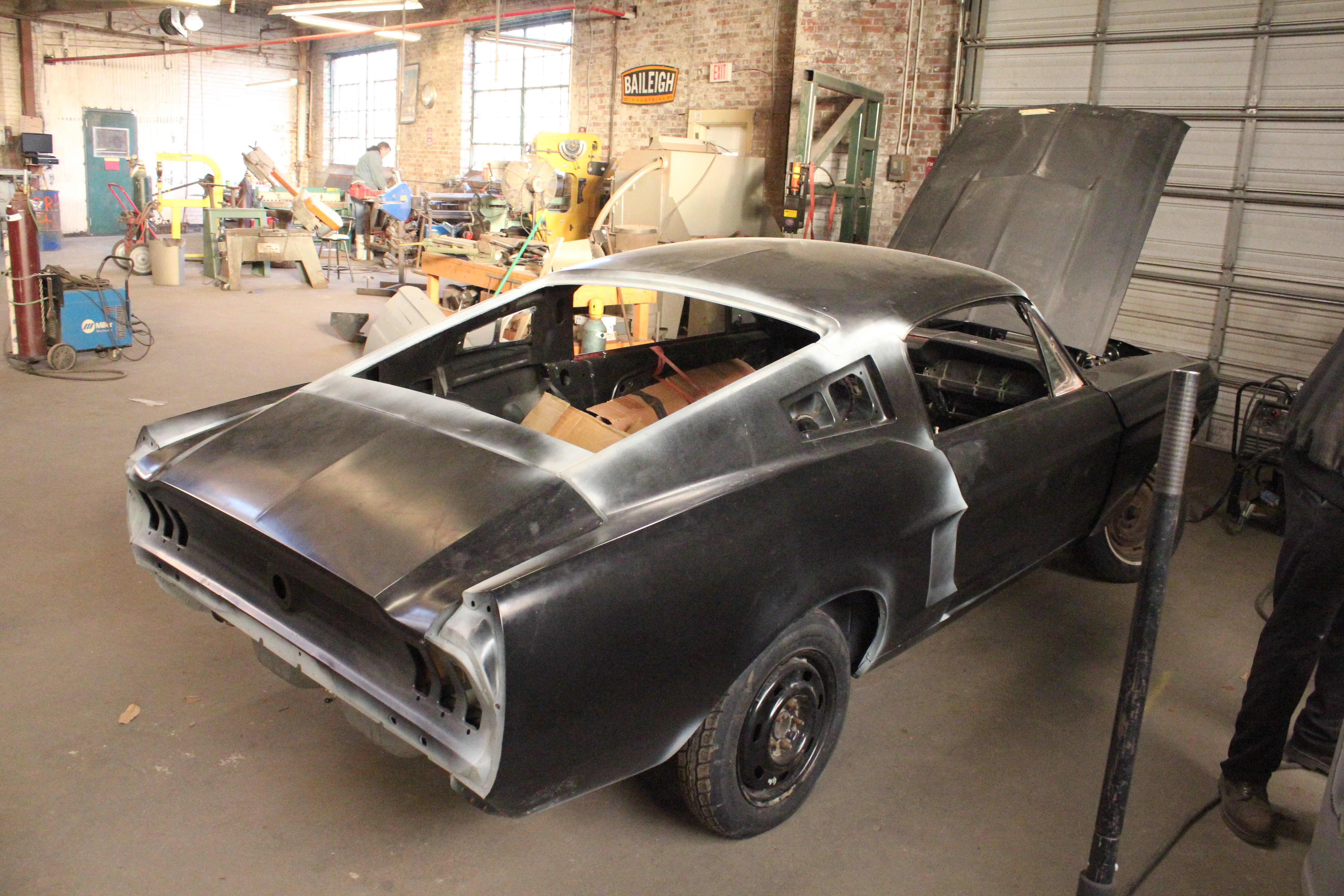 Cars for Sale by Fantomworks New 1968 ford Mustang Fastback