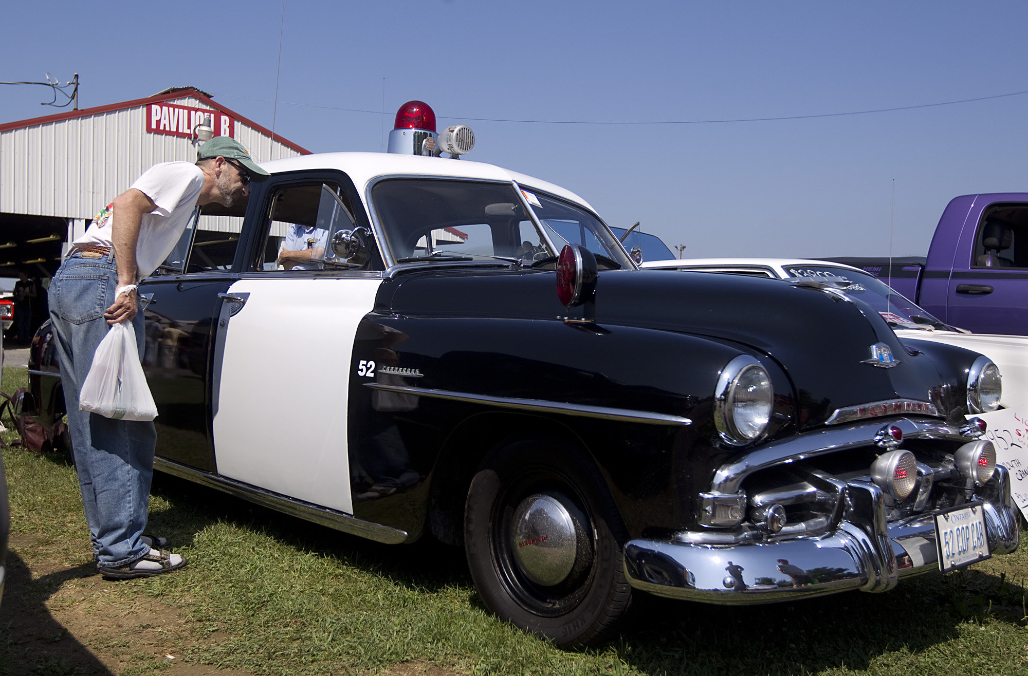 old police cars for sale