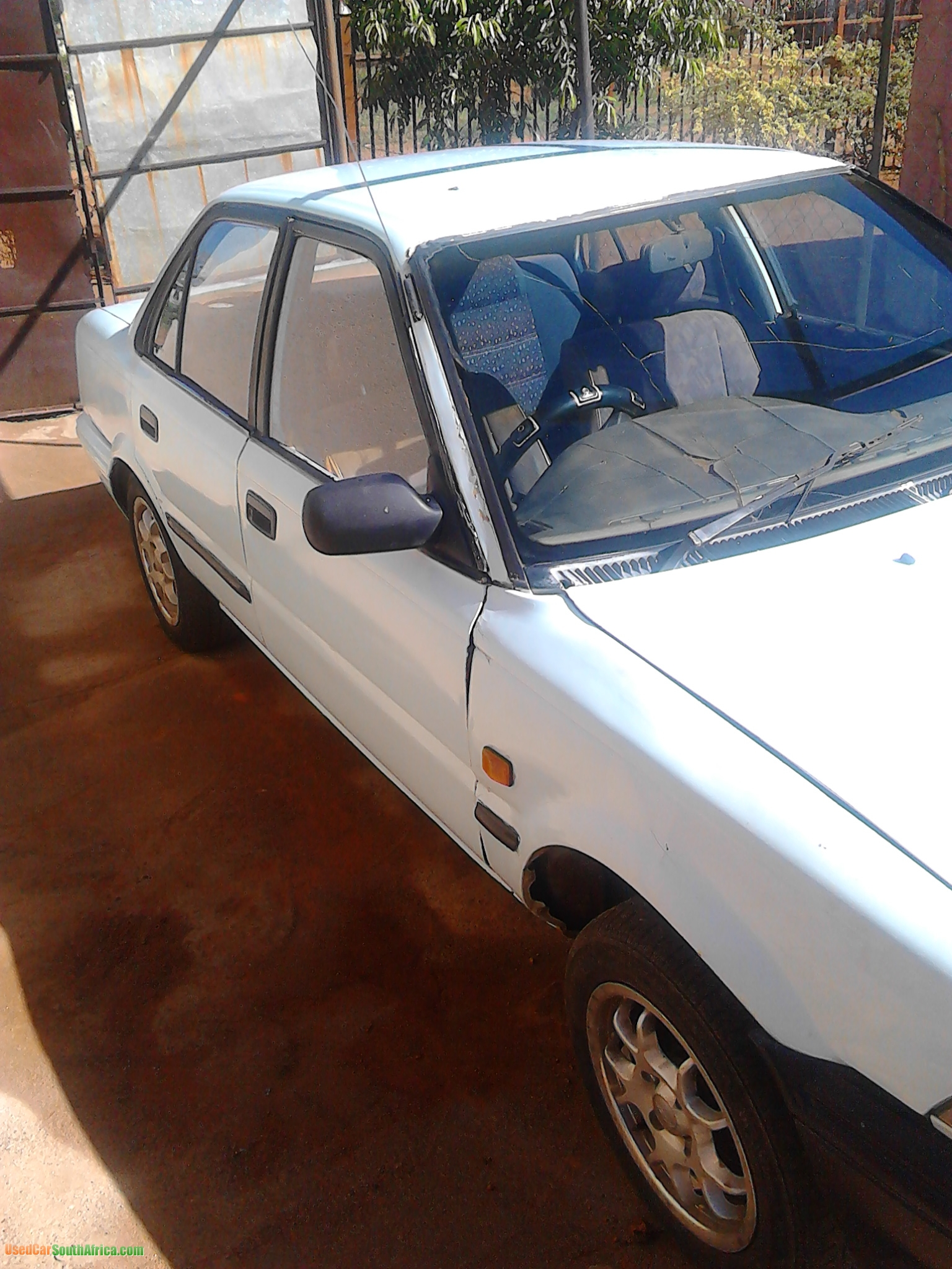 1989 toyota corolla 1 3 used car for sale in pretoria south gauteng south africa usedcarsouthafrica 0