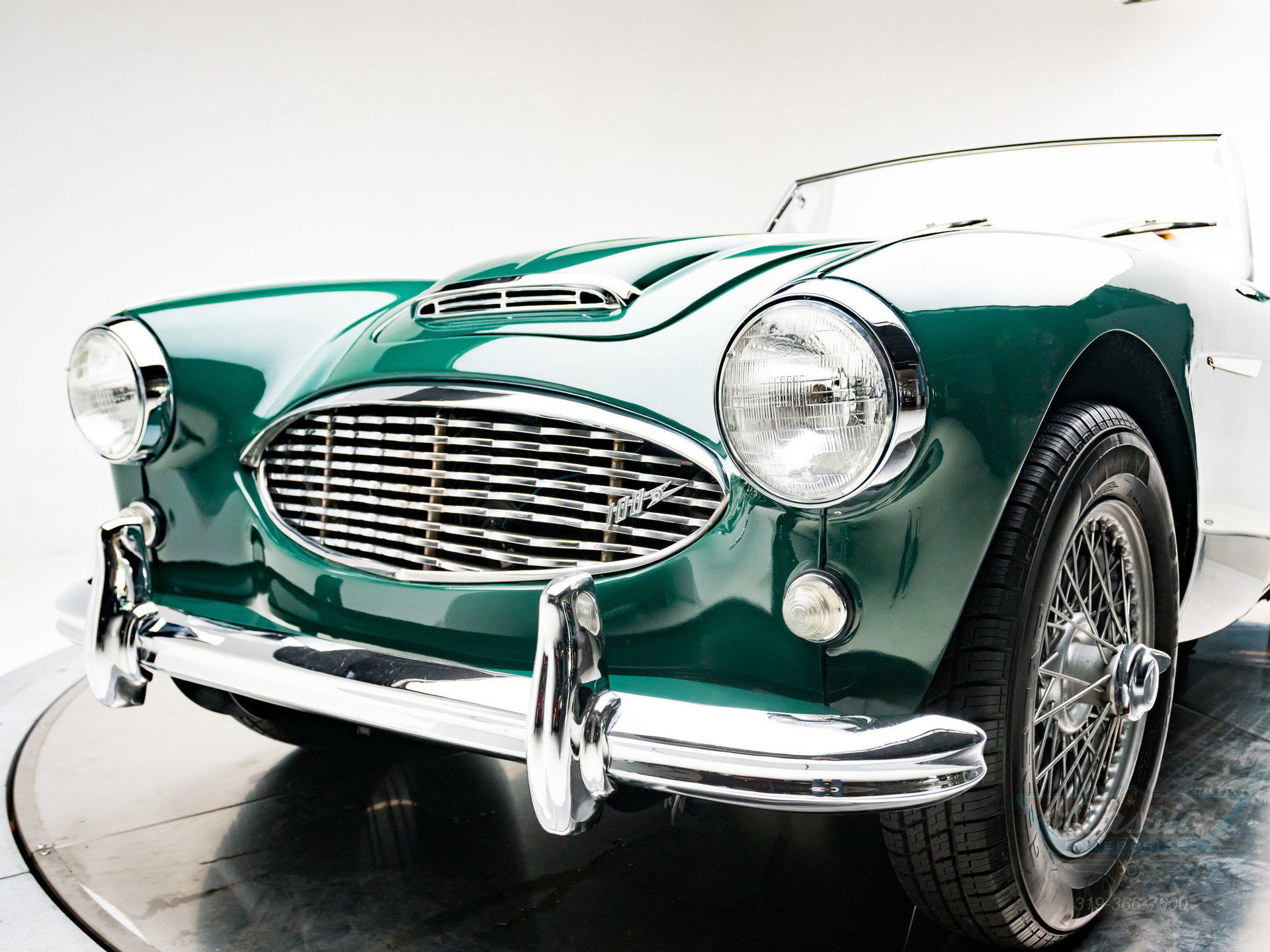 for sale 1957 austin healey 100 6