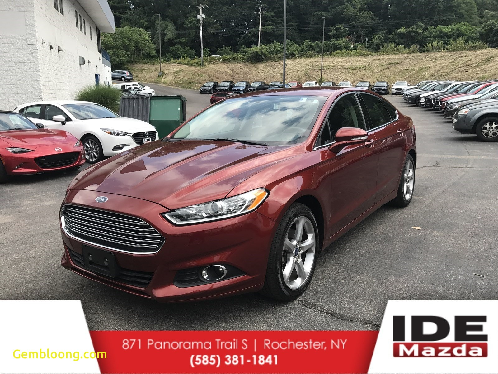 cheap pre owned cars luxury pre owned 2014 ford fusion se 4dr car in 871 panorama