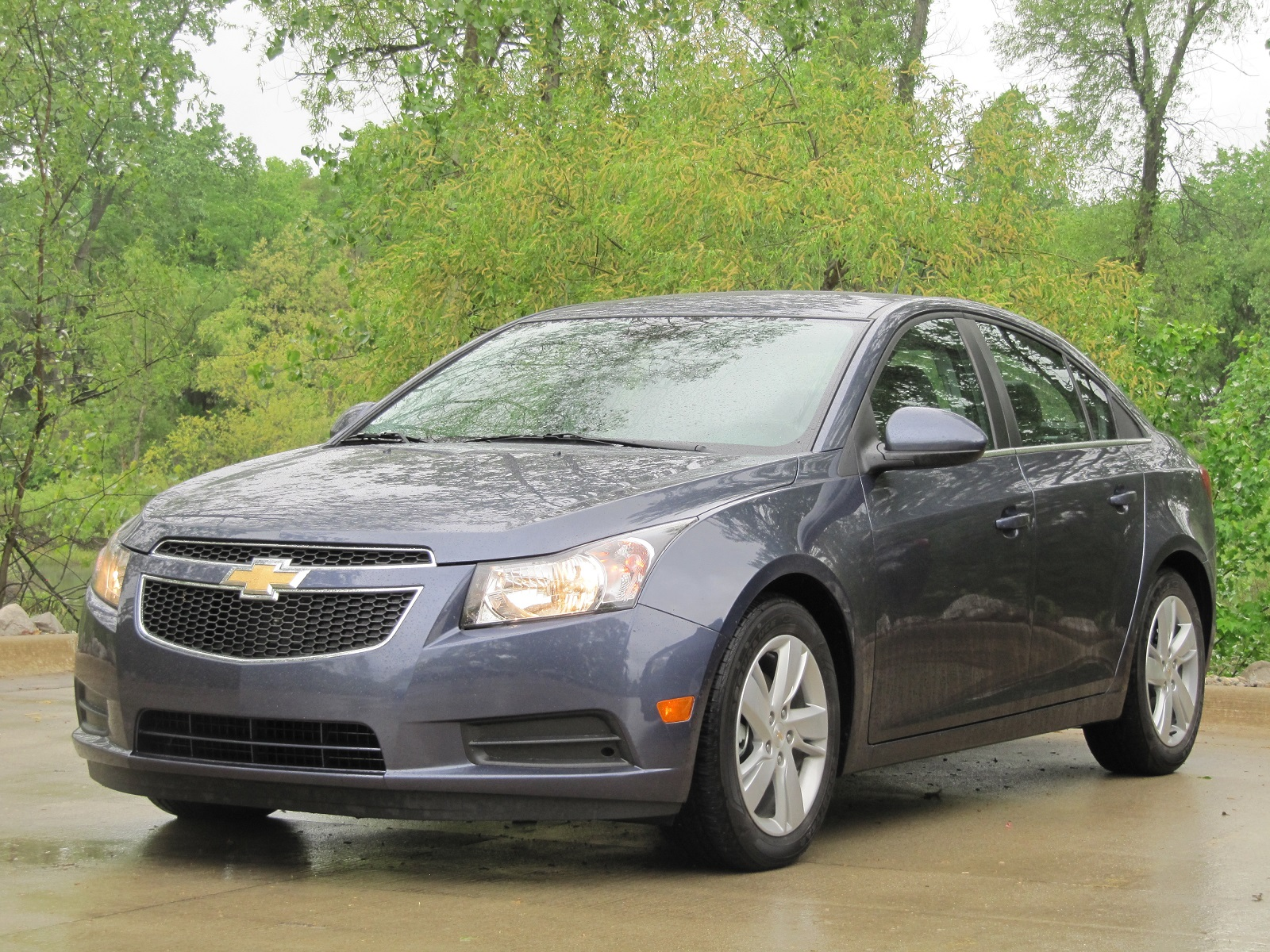 2014 chevrolet cruze sel test drive in hell michigan h