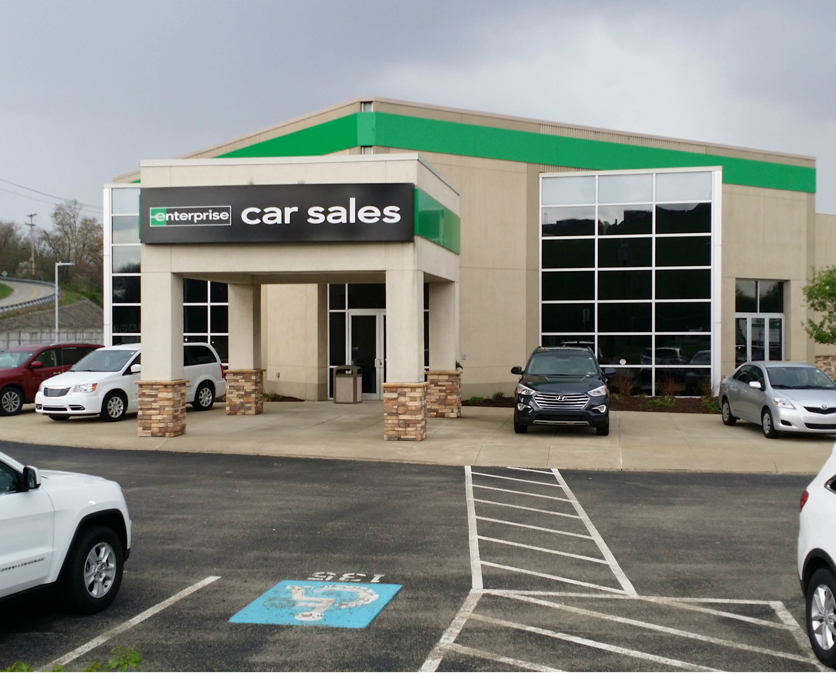 enterprise car sales monroeville
