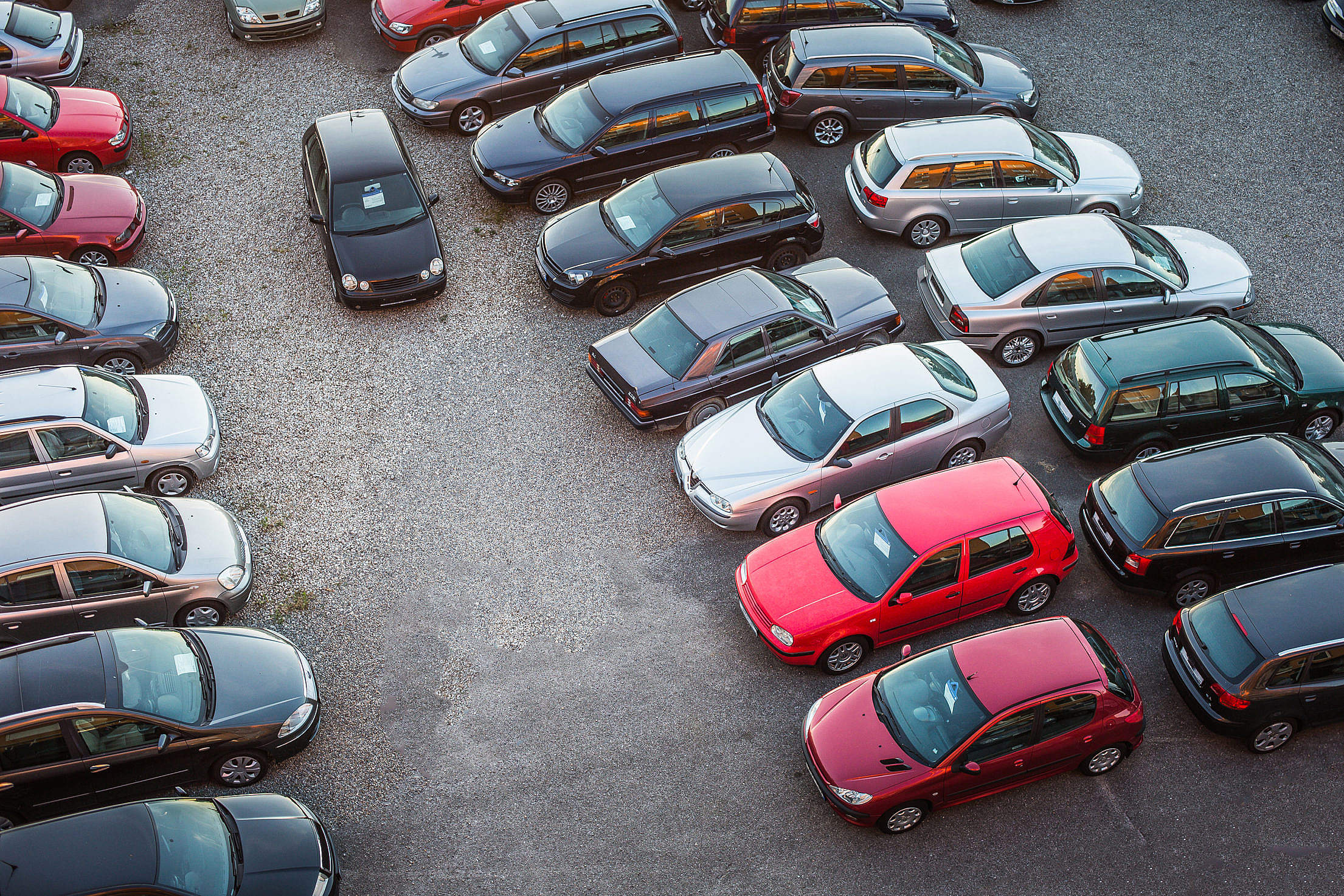 click to different used cars for sale free stock photo