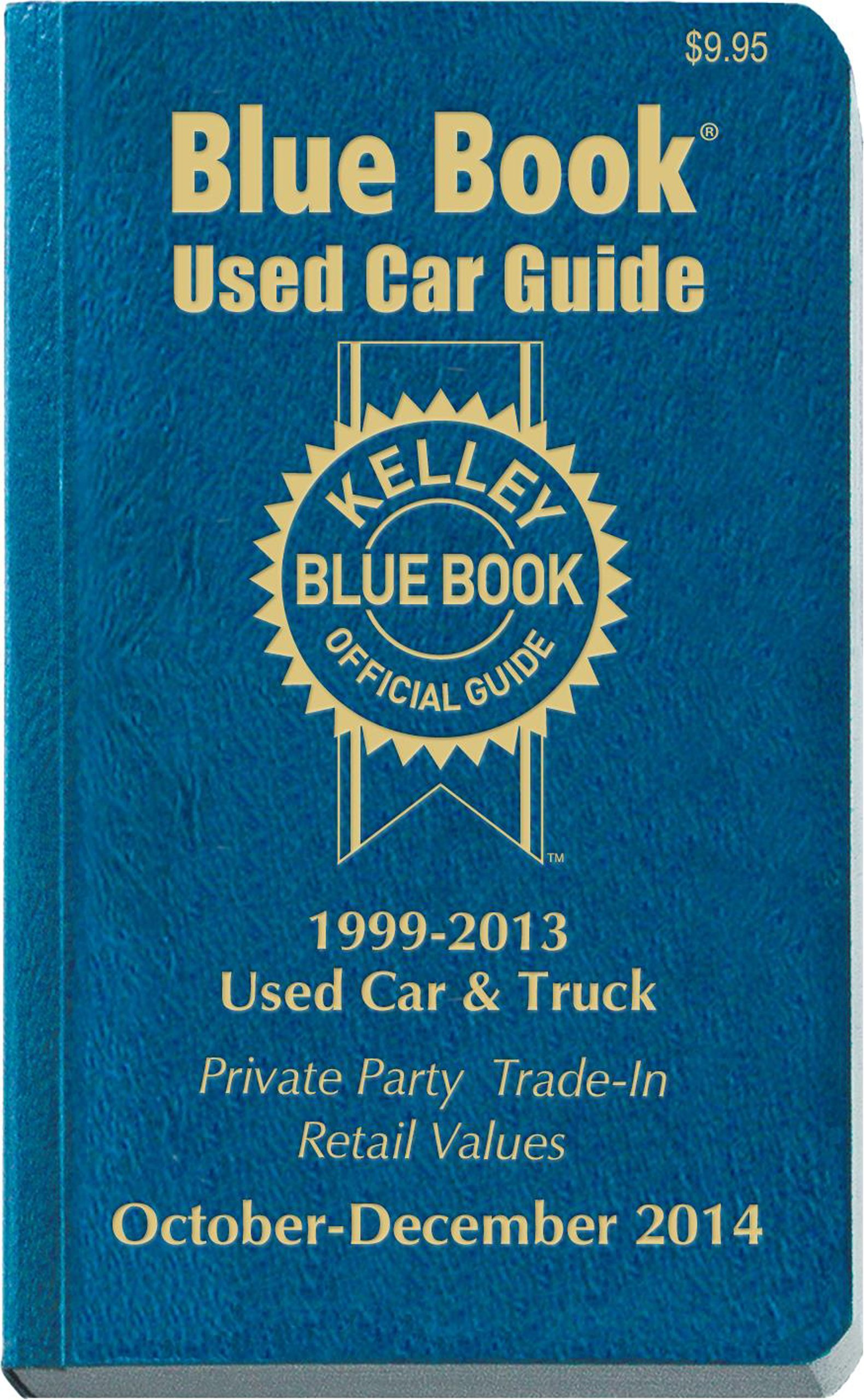 kelley blue book used car guide consumer edition october december 2014 kelley blue book books