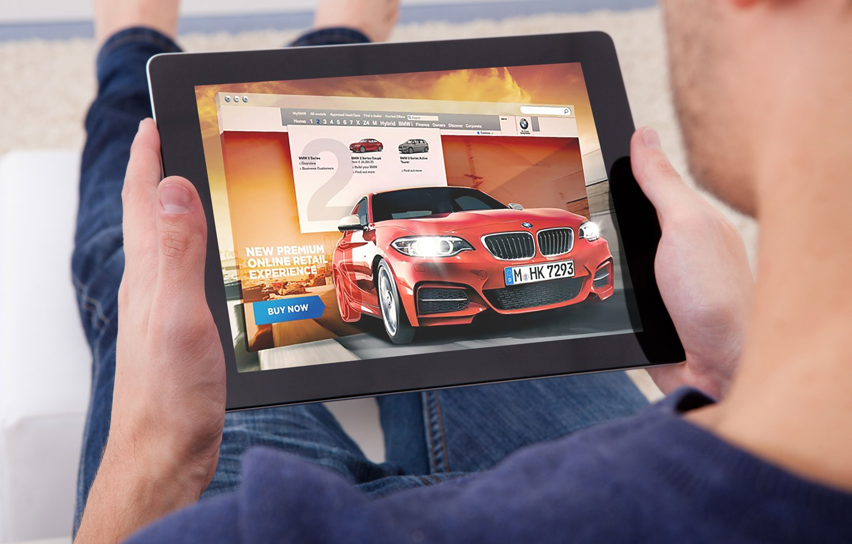 bmw launches online car purchasing system