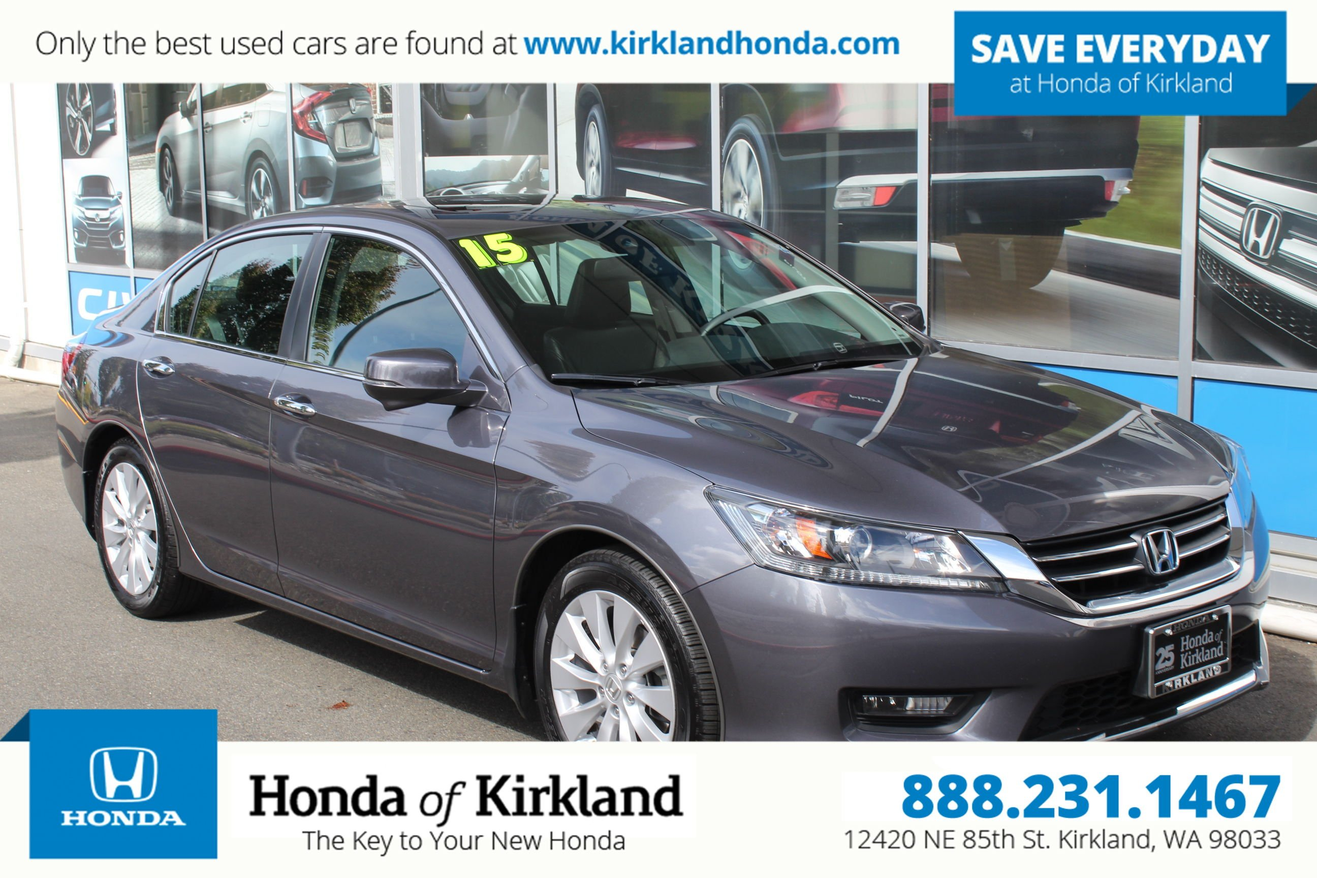 pre owned car dealerships near me unique pre owned 2015 honda accord sedan ex l w navi 4dr car. Black Bedroom Furniture Sets. Home Design Ideas