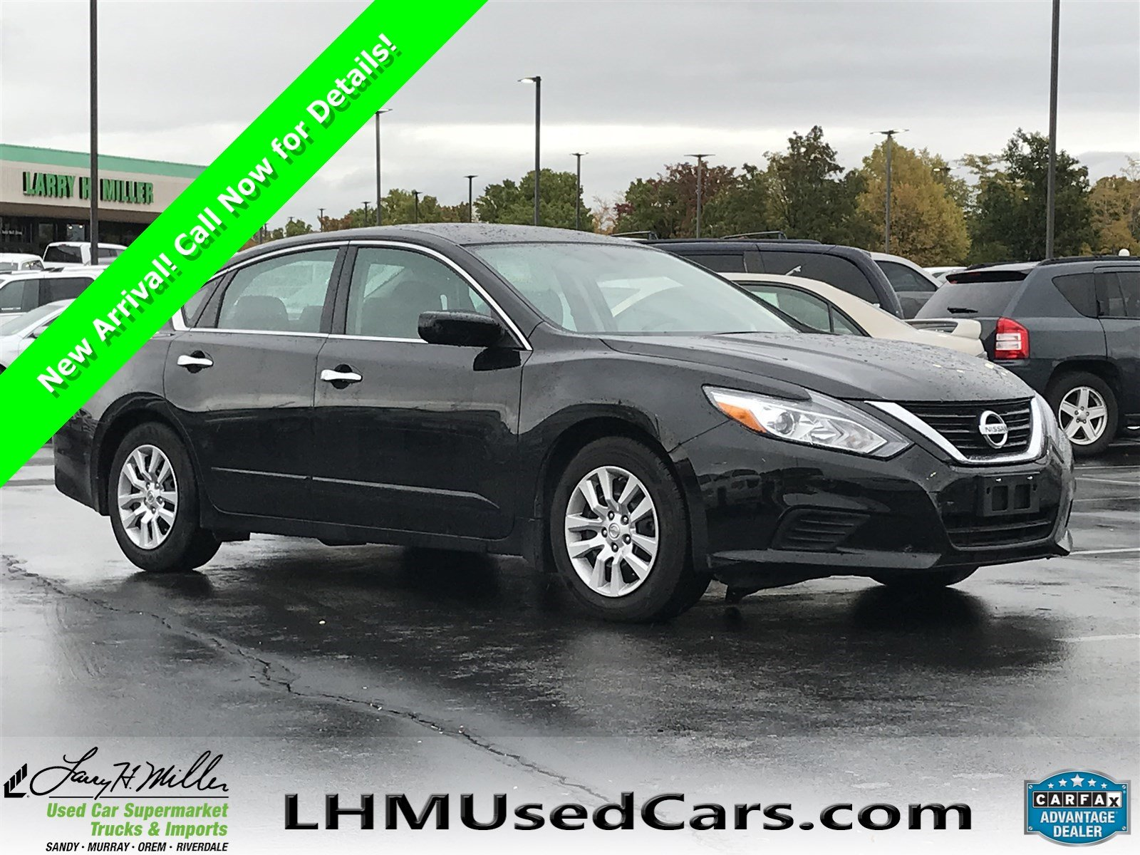 Carfax Used Cars Under 2500 Unique Pre Owned 2017 Nissan Altima 2 5 S 4dr Car In orem R4097
