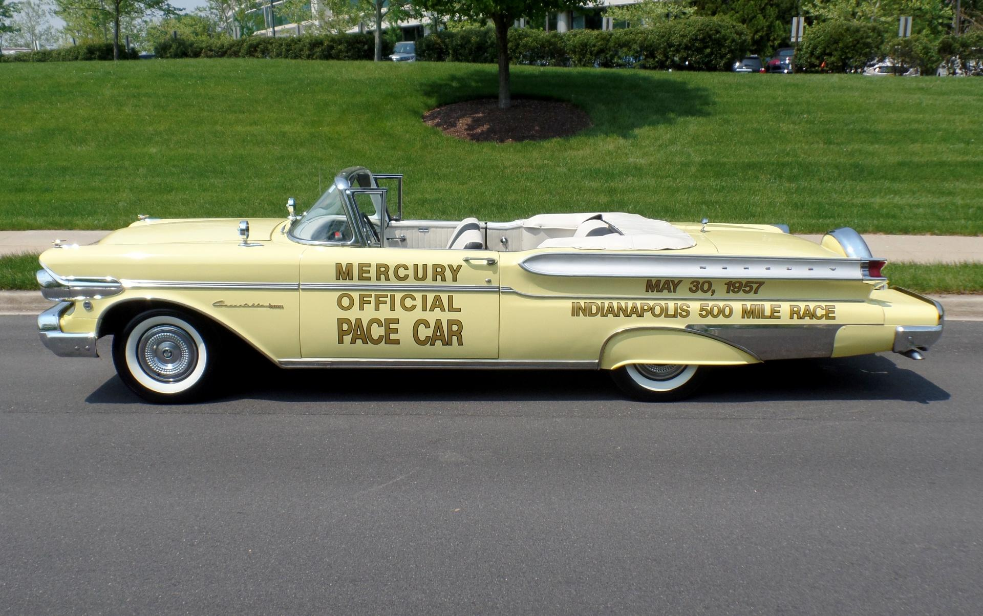 Used Cars Under $2000 Elegant 1957 Mercury Pace Car Convertible