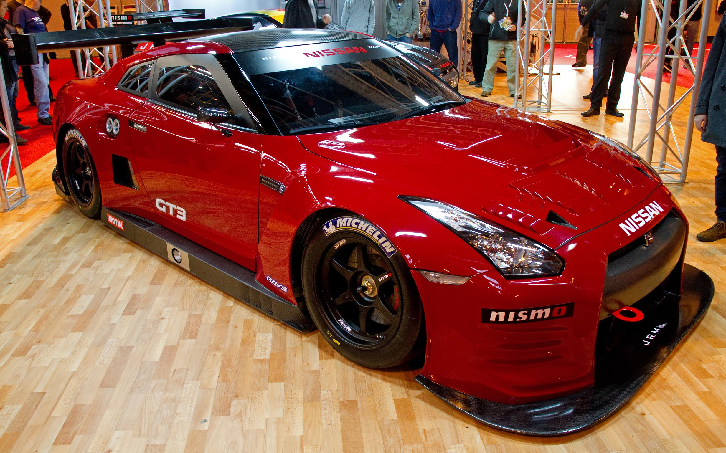 Used Nissan Gt-r for Sale Unique File Nissan Gt R Gt3 Wikimedia Mons