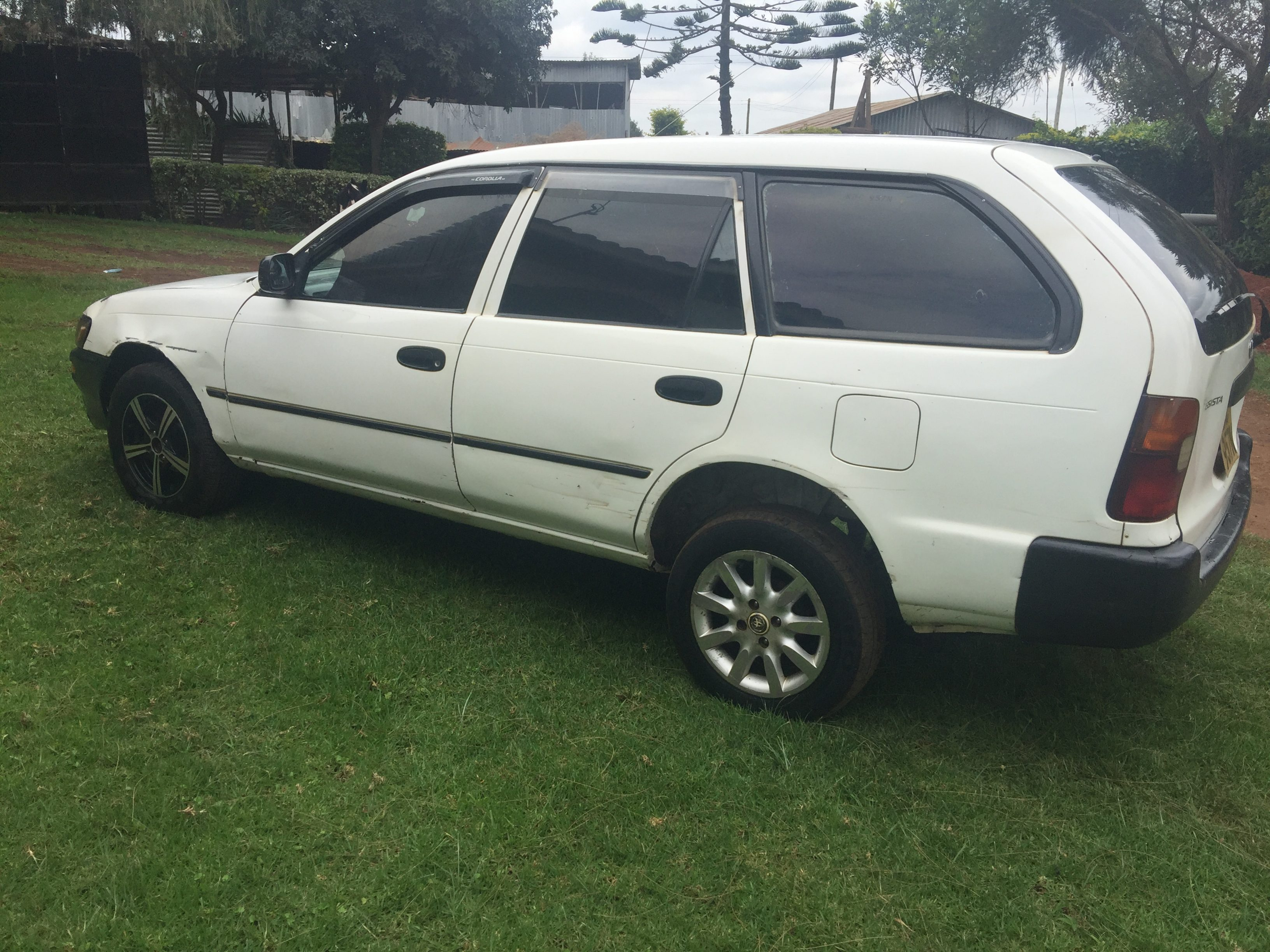 Used toyota Corolla for Sale Beautiful toyota Dx for Sale Kenya Car Bazaar Ltd