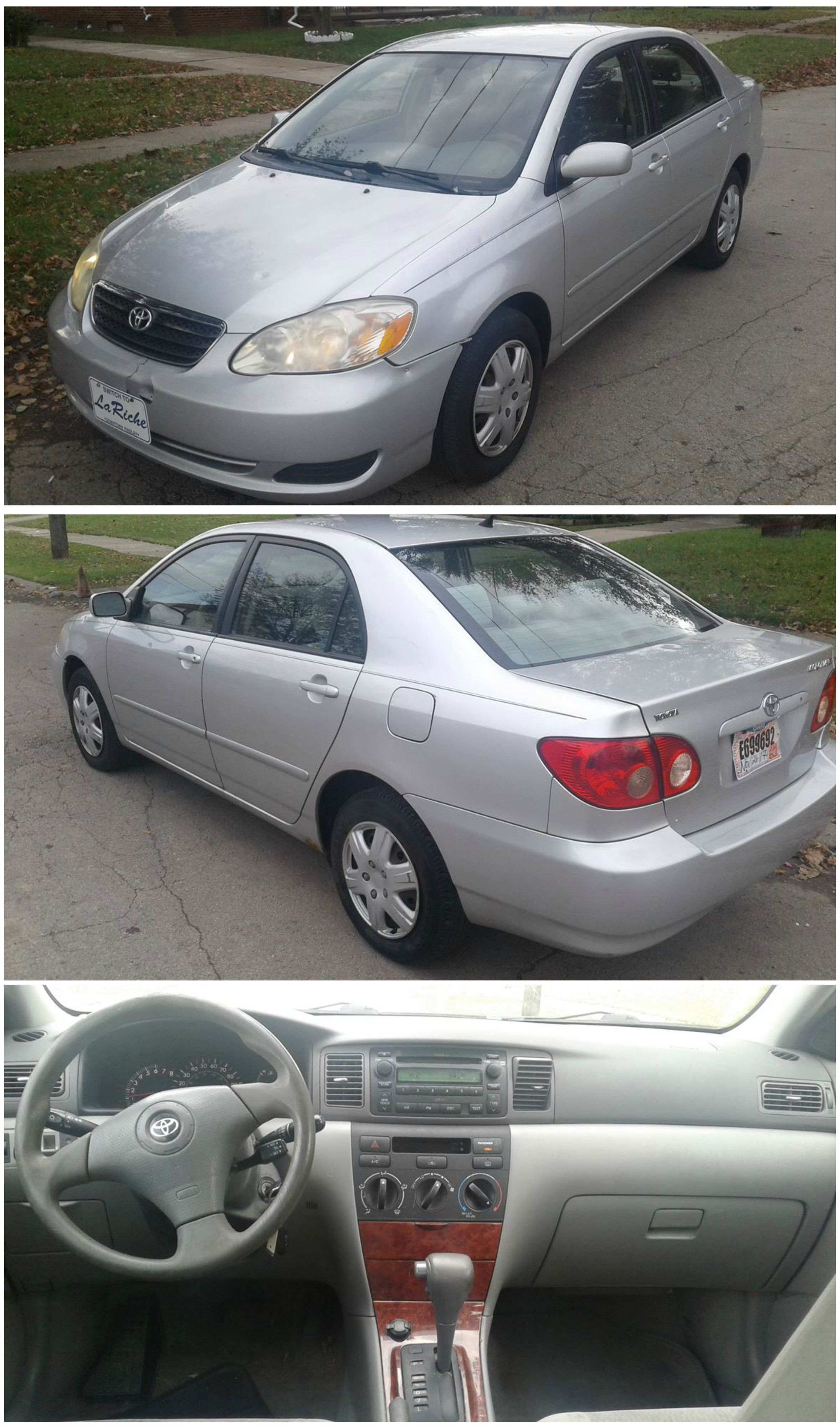 Used toyota Corolla for Sale Best Of 2006 toyota Corolla $2 500 Used Sedan Cars for Sale