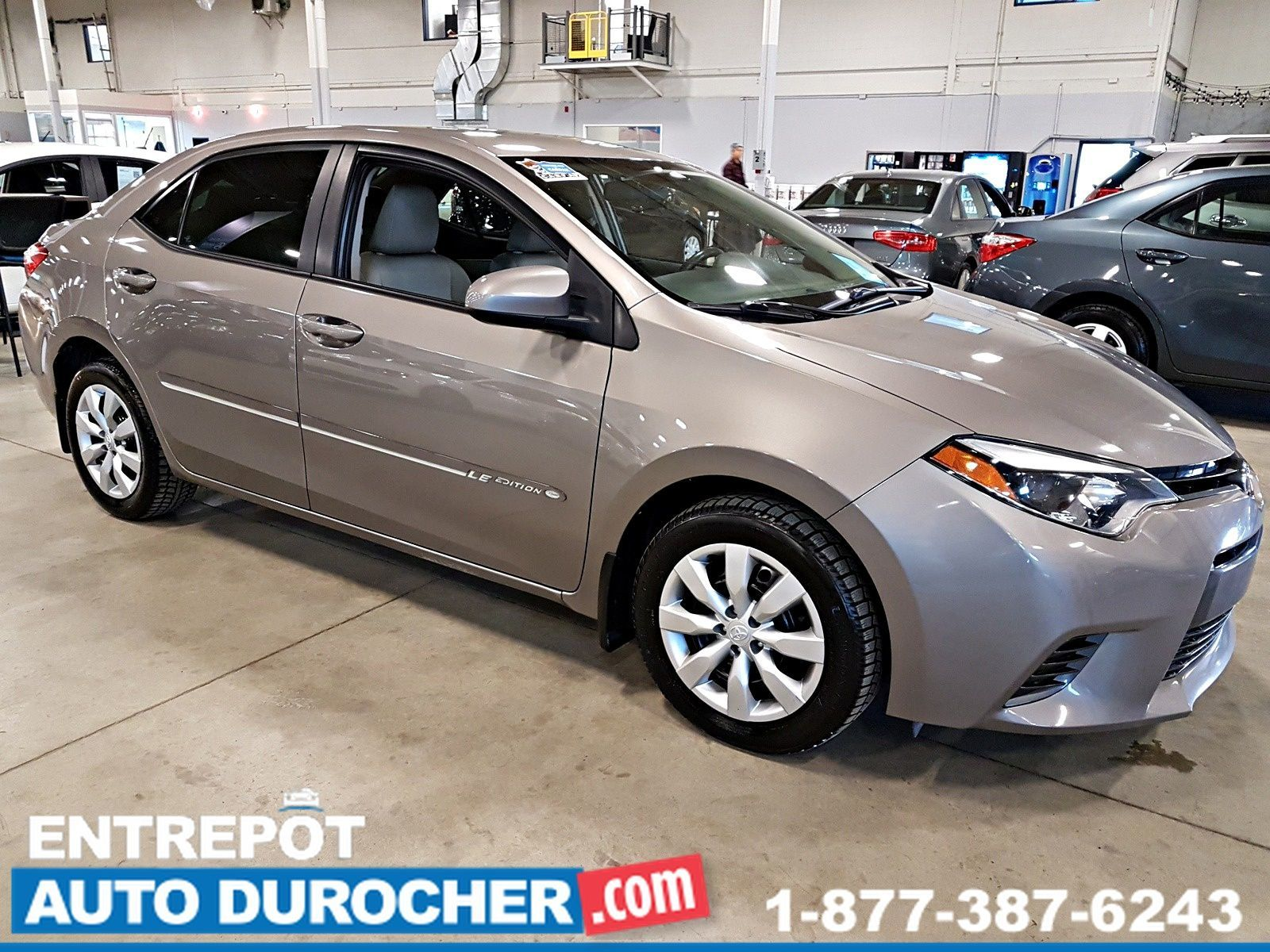 Used toyota Corolla for Sale Inspirational Auto Durocher Used toyota Corolla 2016 for Sale In Laval