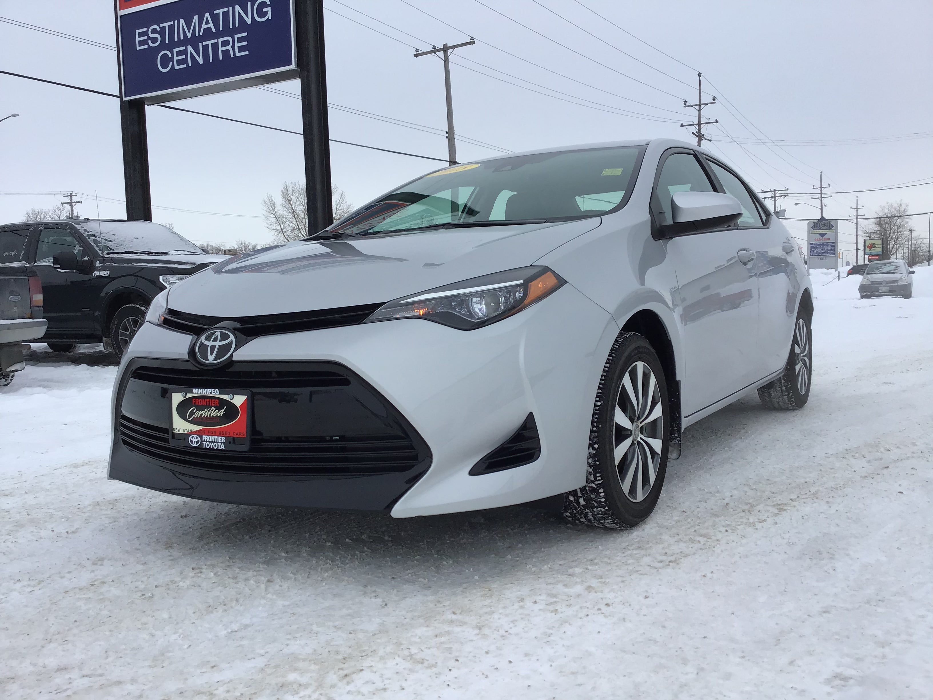 Used toyota Corolla for Sale Lovely Used 2018 toyota Corolla for Sale In Winnipeg at Frontier toyota