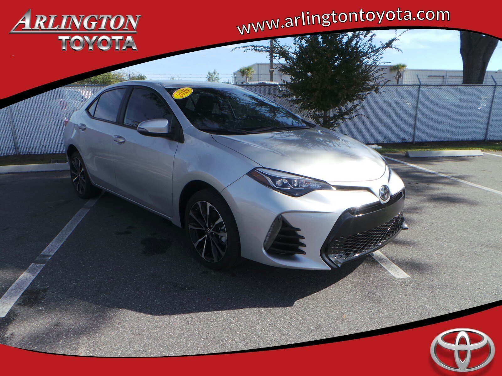 Used toyota Corolla for Sale Luxury Certified Pre Owned 2019 toyota Corolla S 4dr Car In Jacksonville