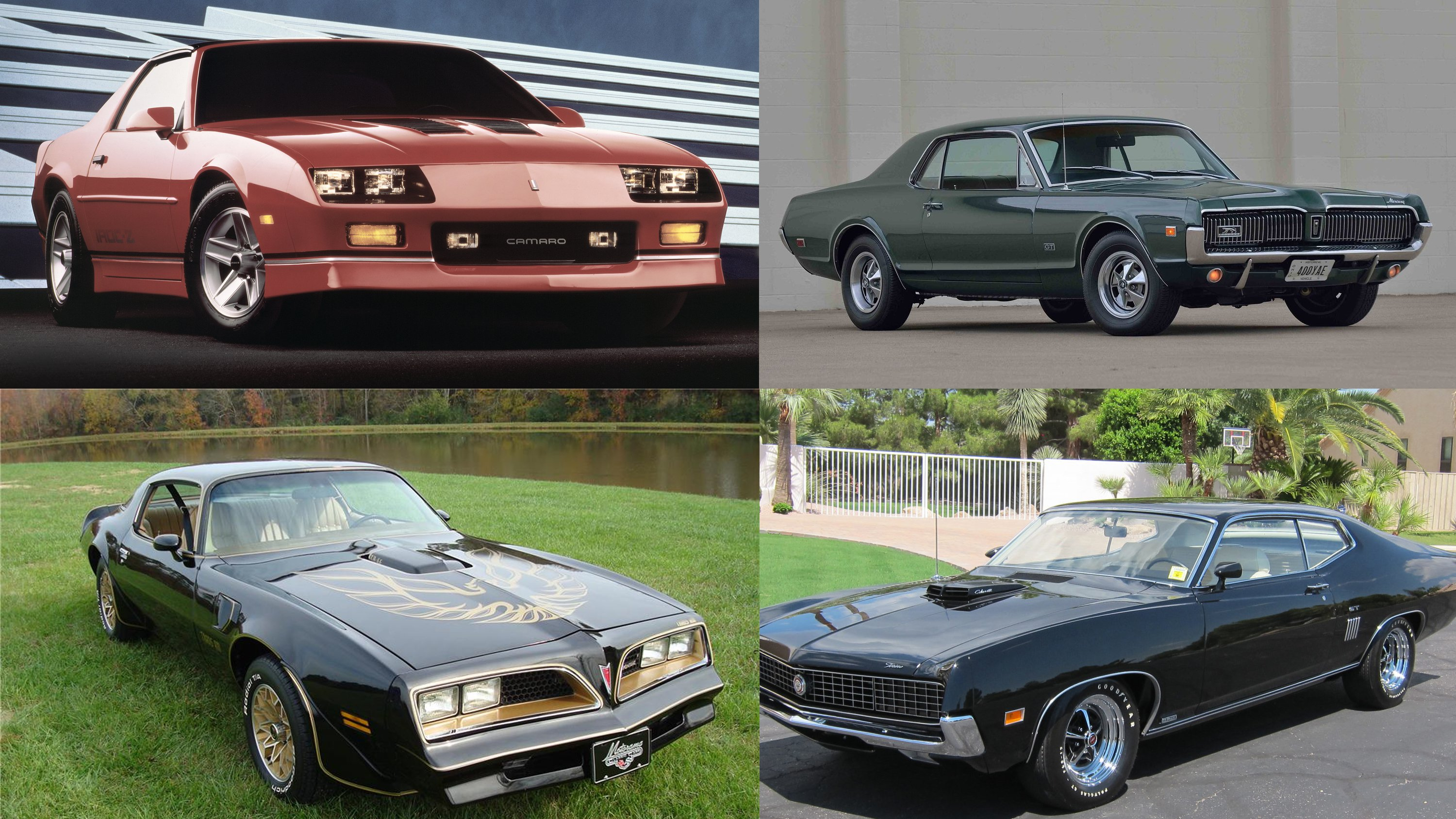 10 cool muscle cars you can for less than $20 000
