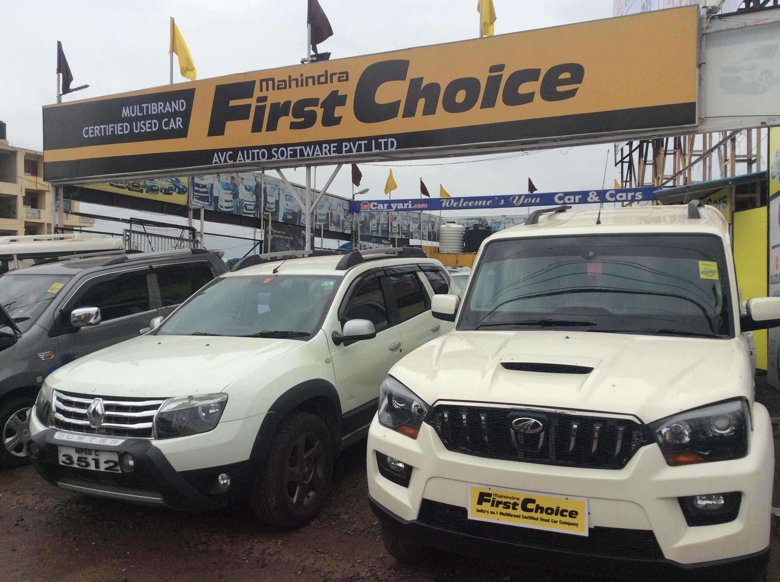 second hand car dealers in jabalpur