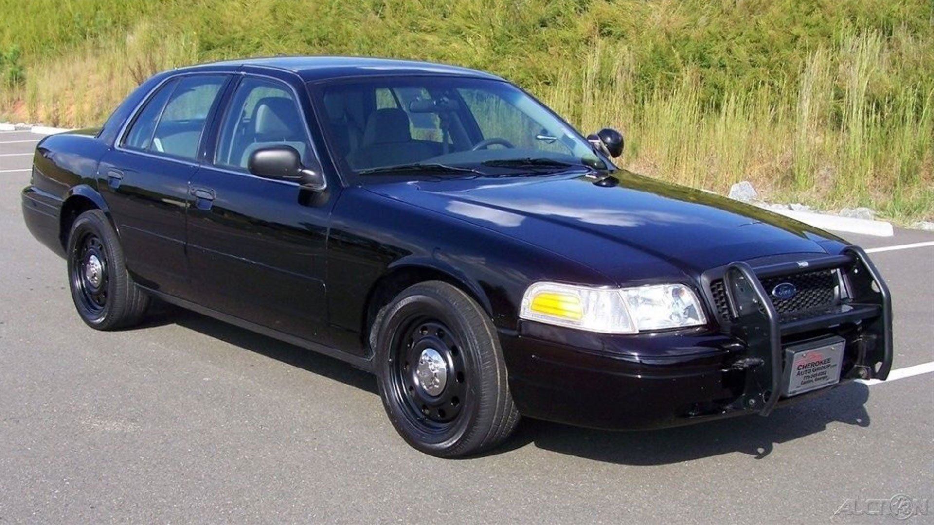a used police car may be the best first car