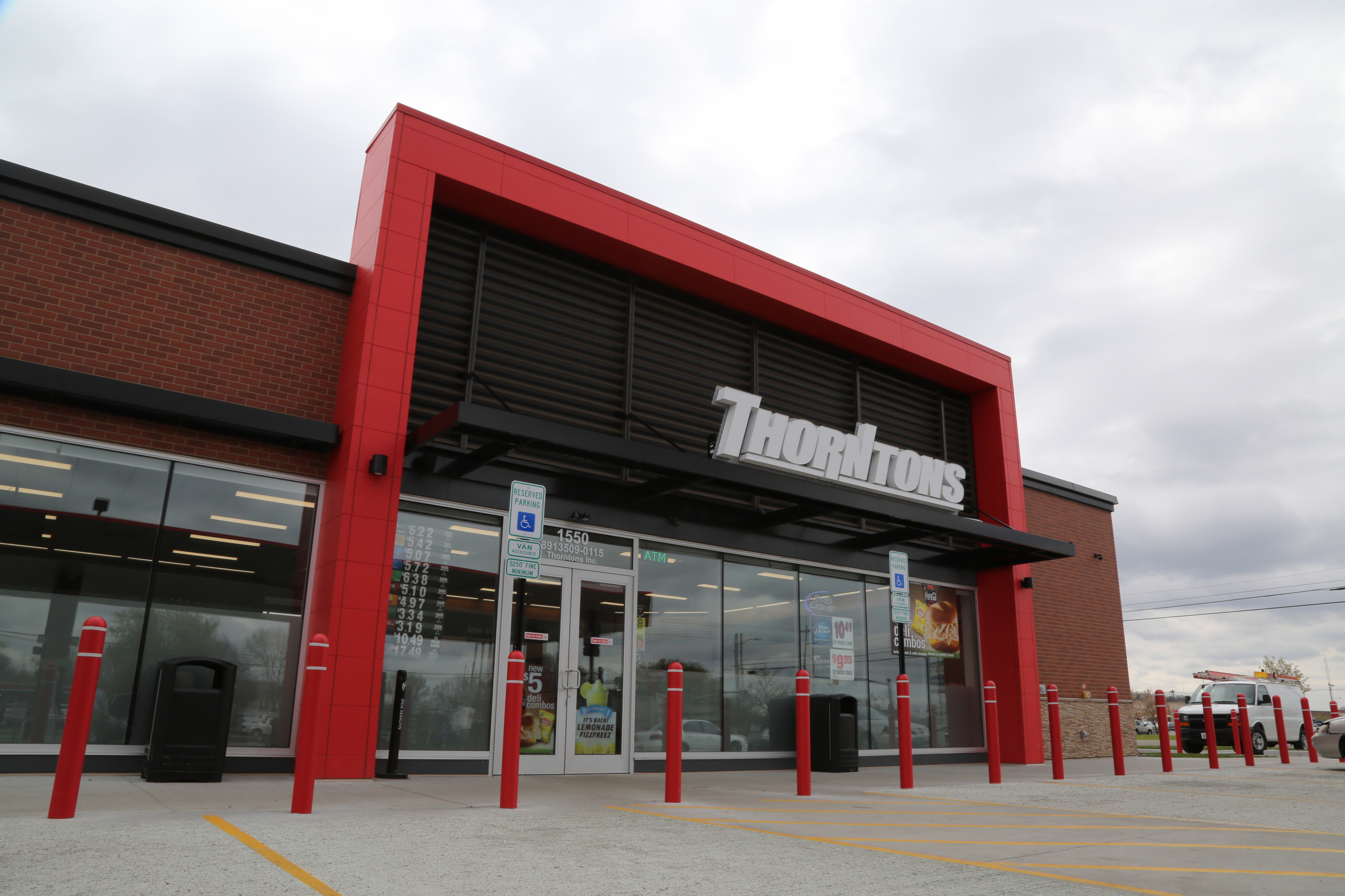 Truck Stop Near Me New Thorntons Inc Wikipedia