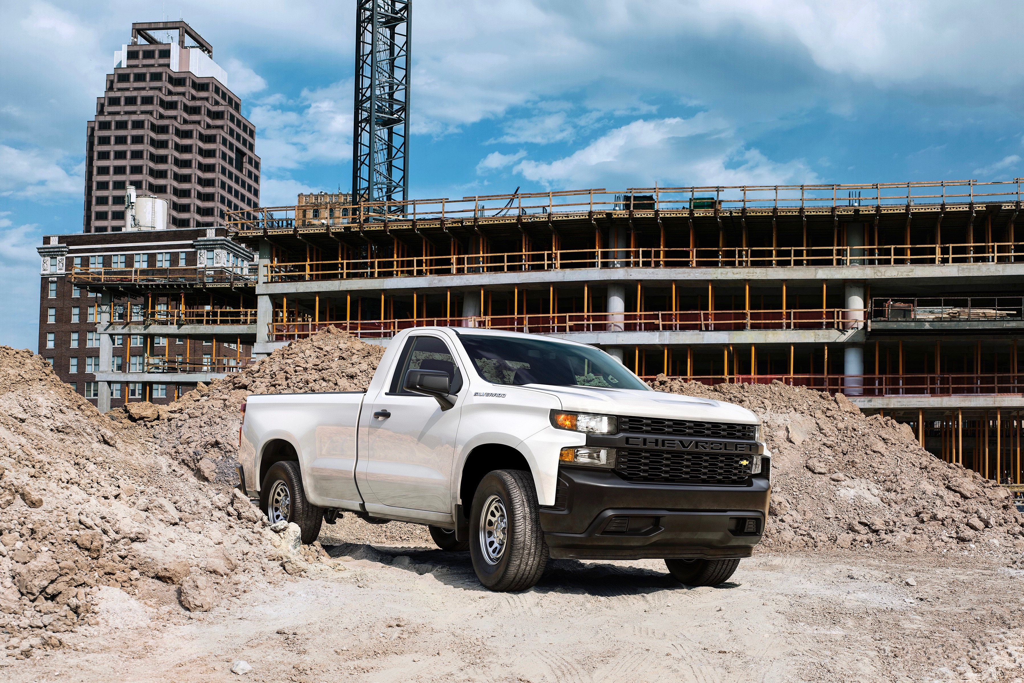 why do so many pickup trucks offer sel engines
