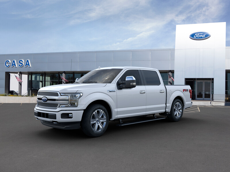 Carfax Used Cars El Paso Fresh New 2019 ford F 150 Platinum for Sale