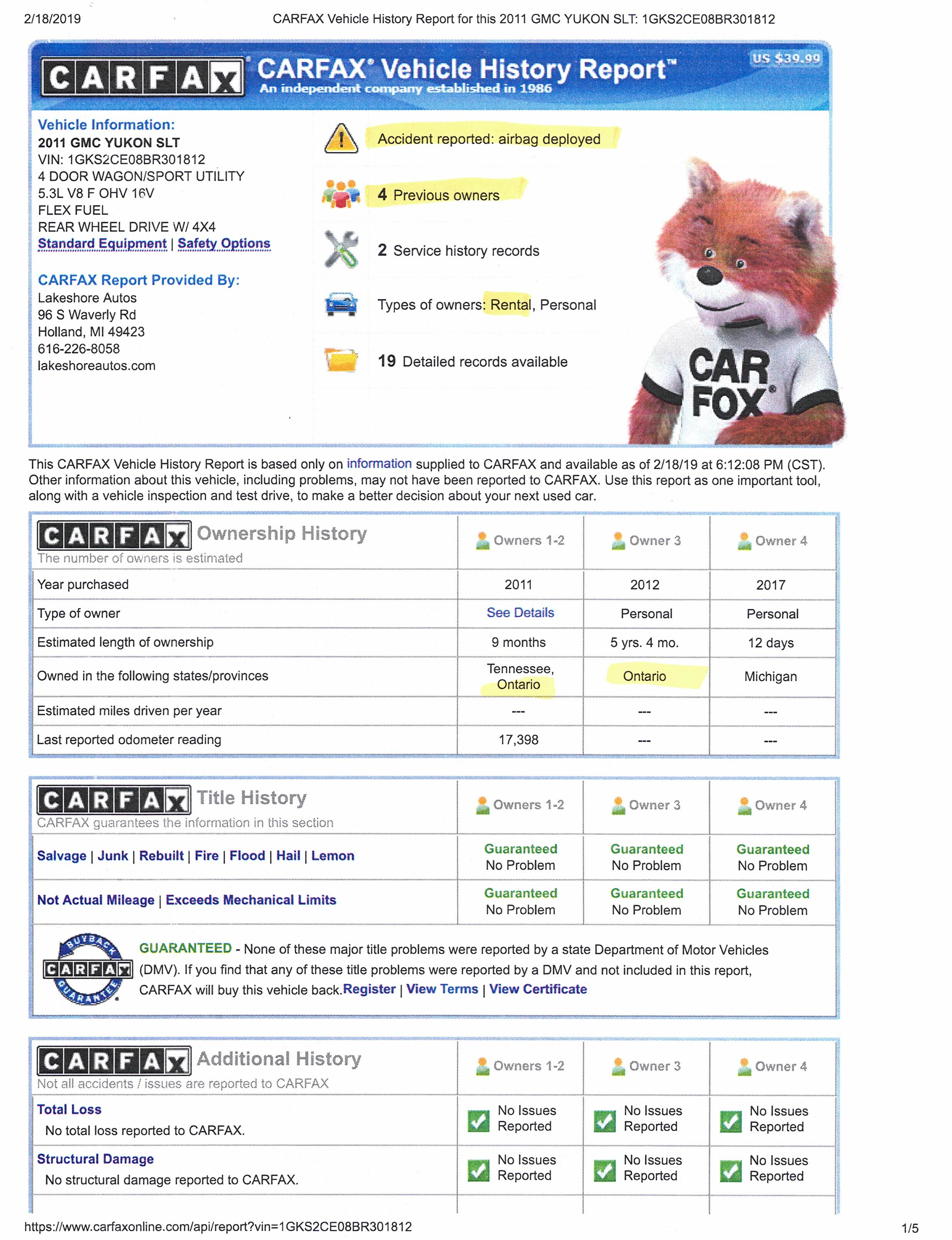 How Do I Get A Carfax Best Of Blog