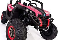 2 Seater Kids Car Elegant 2 Seater Buggy Quad Bike All Wheels 4wd Drive Ride On Kids Electric