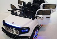 2 Seater Kids Car Unique Big 2 Seats Kids 12v Suv Style Ride On Car with 4 Doors Music