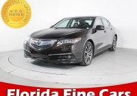 2015 Cars for Sale Near Me Luxury Used 2015 Acura Tlx Sh Awd Advance Pkg Sedan for Sale In Hollywood