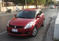 2nd Hand Cars for Sale New Used 2012 Maruti Swift Petrol Zxi for Sale In Mumbai Only 24k Km