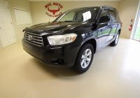 4wd Cars for Sale Near Me Beautiful 2009 toyota Highlander Base 4wd Stock for Sale Near Albany