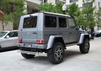 4×4 Cars for Sale Near Me Used Luxury 2017 Mercedes Benz G Class G 550 4×4 Squared Stock for Sale