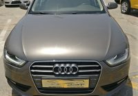 Affordable Used Cars Awesome Audi A4 2014 Full Option at An Affordable Price – Al Ihsan