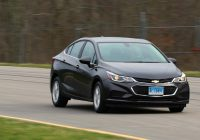 All Used Cars Inspirational 2016 Chevrolet Cruze Review Consumer Reports