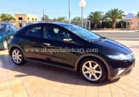 Automatic Cars for Sale Unique Honda Civic 1 8 Automatic Lhd