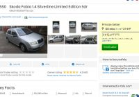 Autotrader Used Car Elegant Celebs Go Crazy for £550 Skoda Fabia On Auto Trader
