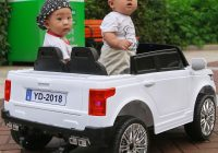 Baby Electric Car Lovely Usd 415 11] Two Seat Large Off Road Swing Four Wheel Dual Drive