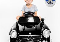 Baby Motor Car Awesome Goplus New Black Mercedes Benz 300sl Amg Rc Electric toy Kids Baby