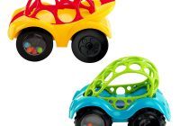 Baby Motor Car Best Of O Ball 1 Piece Rattle Roll Car assorted Colors toy