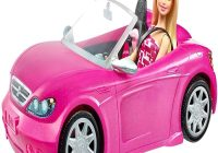 Barbie Car for Kids Luxury Barbie Convertible and Doll Pack toy 2 Seater Car for Kids Girls