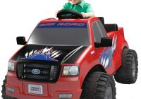 Battery Operated Ride On toys Awesome Power Wheels ford Lil F 150 toys Games