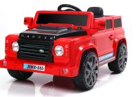 Battery Operated toy Cars Luxury 6v 50w Battery Powered Land Rover Style Twin Motor Electric toy Car