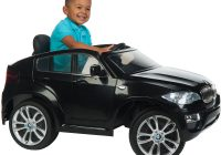 Battery Powered Ride On toys Unique Bmw X6 6 Volt Battery Powered Ride On toy Car by HuffyWalmart