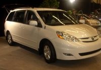 Buy Used Minivan New Best Used Minivans