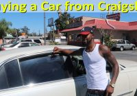 Buying A Used Car Fresh How to A Car On Craigslist Real Example Youtube