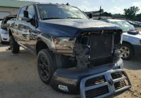 Car for Sale 2500 Luxury Damaged Ram Ram Pickup 2500 Car for Sale and Auction