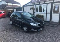 Car for Sale Crewe Awesome Used Peugeot 206 1 4 S Tip Auto [ac] Automatic 3 Doors Hatchback for