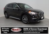Car for Sale Denver Fresh Used Bmw Luxury Car Specials