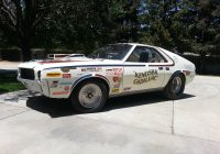 Car for Sale Ebay Lovely 1968 Amc Amx Drag Racer Put Up for Sale On Ebay Could Be Yours for