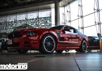 Car for Sale In Dubai New ford Mustang Boss 302 On Sale In Dubai Motoring Middle East Car